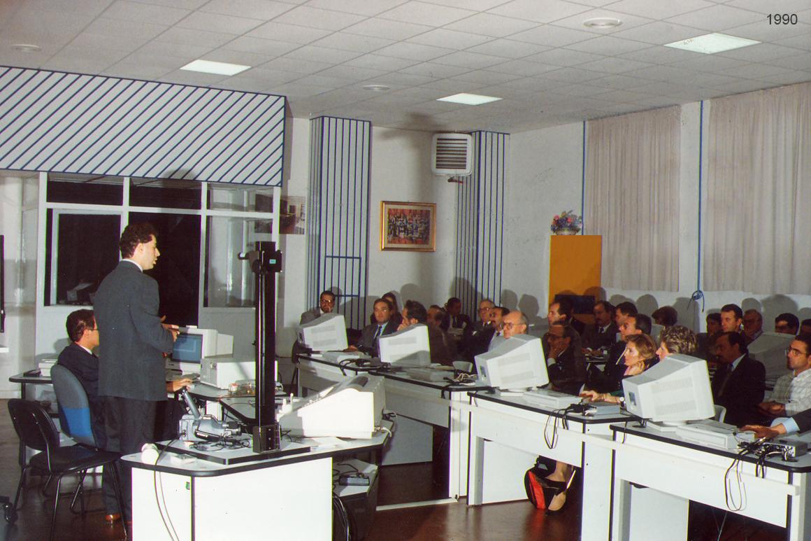 Docenza Anno 1990