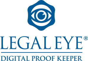 LEGAL EYE® Logo verticale RGB